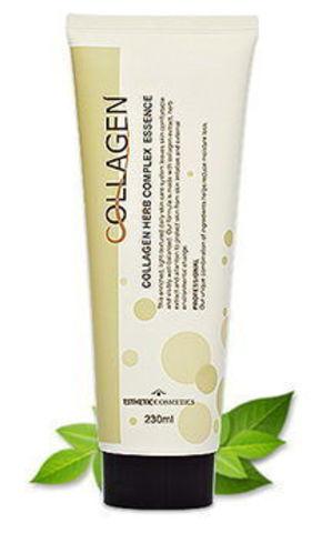 КОЛЛАГЕН/РАСТИТЕЛЬНЫЕ ЭКСТРАКТЫ Эссенция для лица Collagen Herb Complex Essence, 230 мл ESTHETIC HOUSE