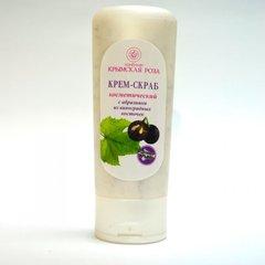 Крем-скраб «Виноградная косточка»™Крымская Роза