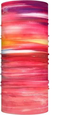 Многофункциональная бандана-труба Buff Original Sunset Pink фото 1