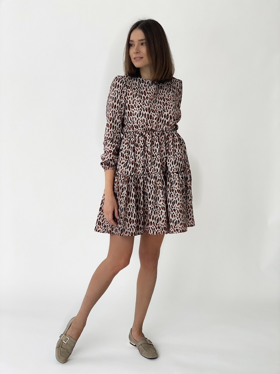 Платье, Ballerina, 5051 (принт animal)