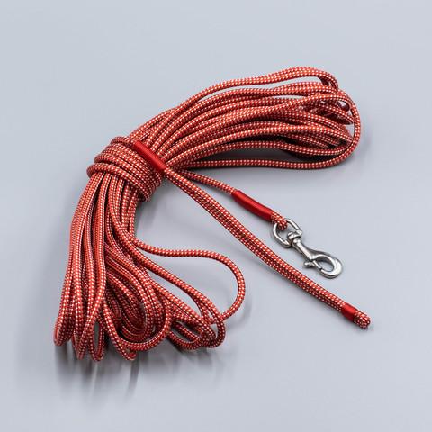Трос Красный 5 мм