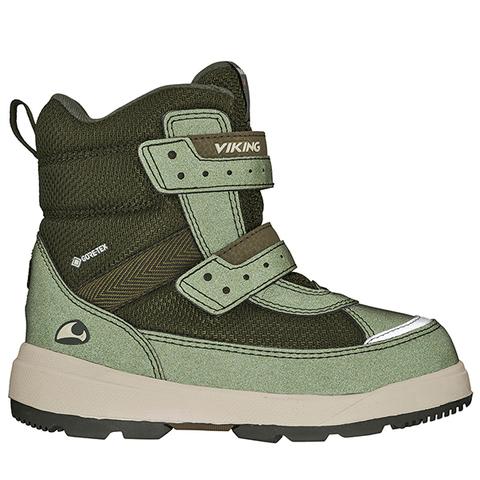 Ботинки Викинг Play II R GTX Huntinggreen
