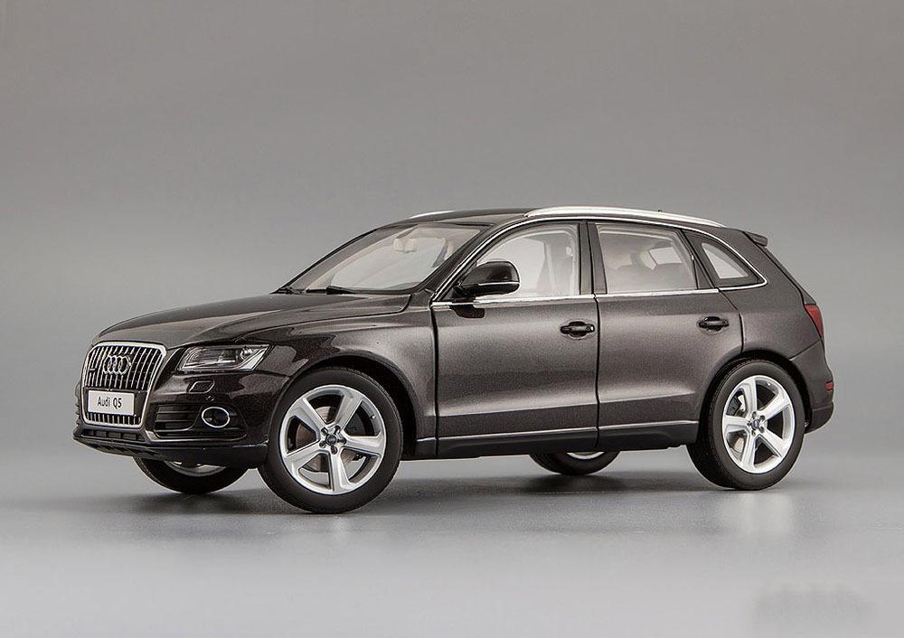Коллекционная модель Audi Q5 2013