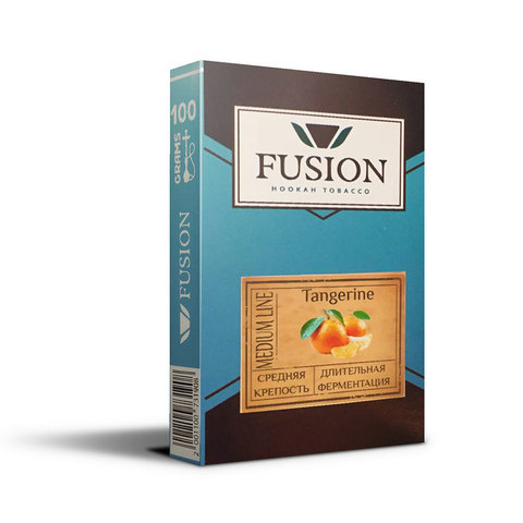 Табак Fusion Medium Tangerine 100 г