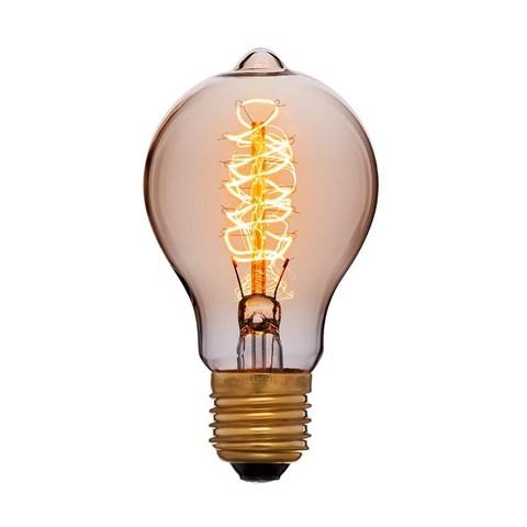 Ретро лампа Эдисон A19 24F5