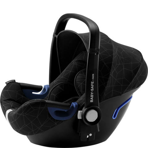 Автокресло Britax Roemer Baby-Safe2 i-Size Crystal Black