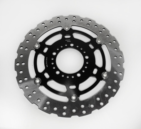 Передние тормозные диски для Kawasaki Z800 2013-2016