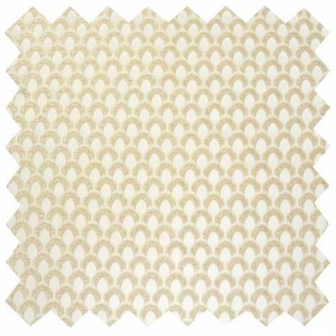 Стул М17 деревянный слоновая кость, ткань 36