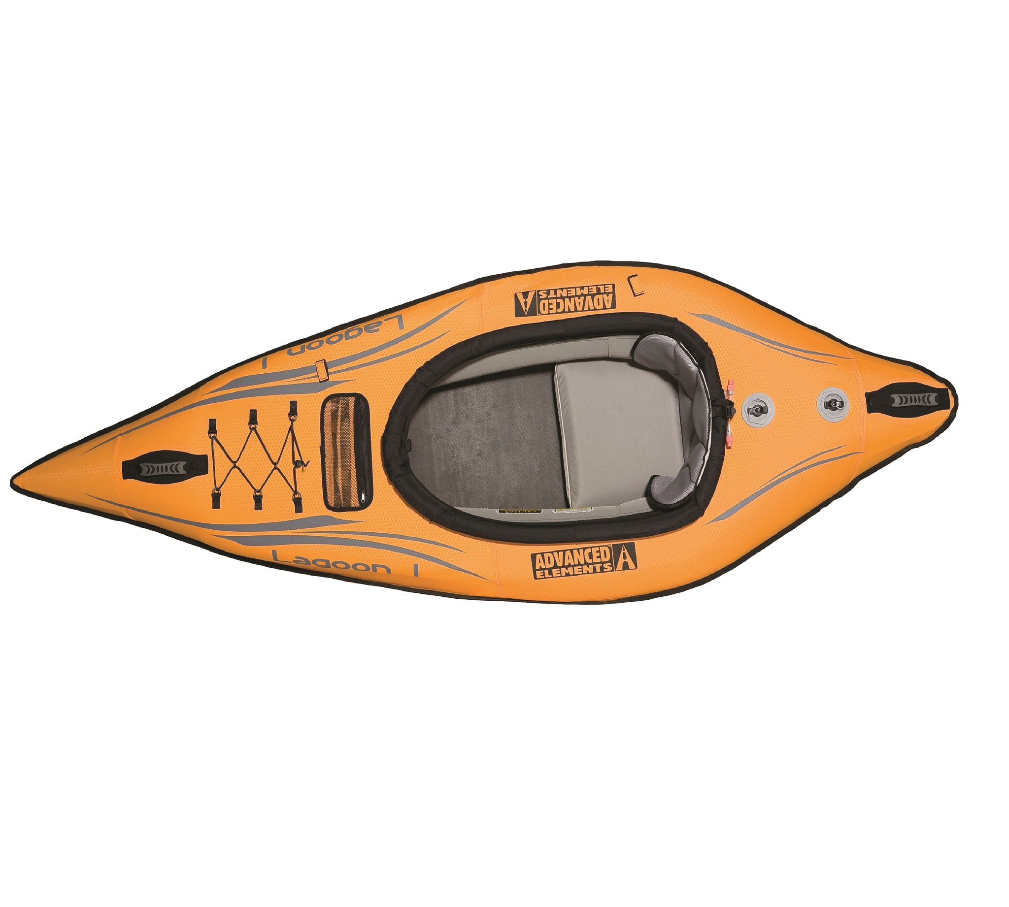 Recreational inflatable kayak Lagoon 1™, single
