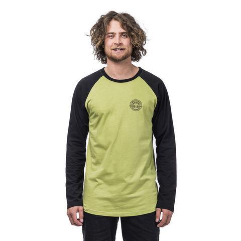 Лонгслив Horsefeathers Vale LS T-Shirt Linden Green