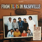 Elvis Presley / From Elvis In Nashville (2LP)