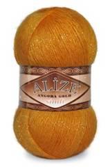 Пряжа Angora Gold Simli шерсть с люрексом
