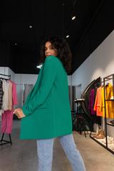 Пиджак однобортный деловой женский недорого
