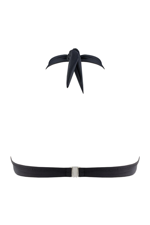 Черный бюстгальтер-халтер из коллекции Fashion Bijoux