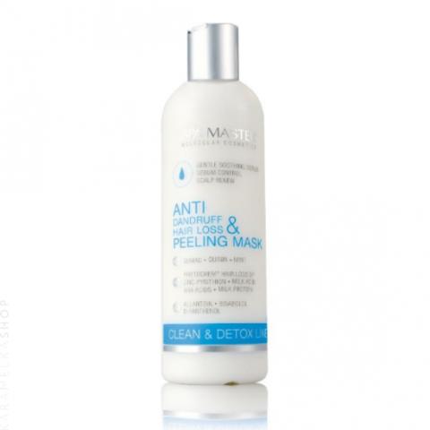 Маска-пилинг против перхоти и выпадения волос pH 4,0