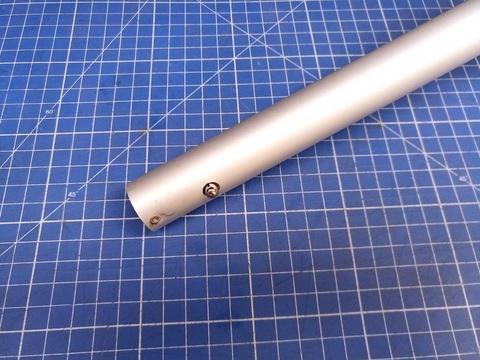 Штанга DDE ET800CD GT25CD в сборе с валом нижняя часть фиксация штанги-шарик  (60303E-0823)