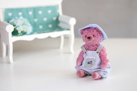 Іграшка колекційна Teddy ведмедик Тед