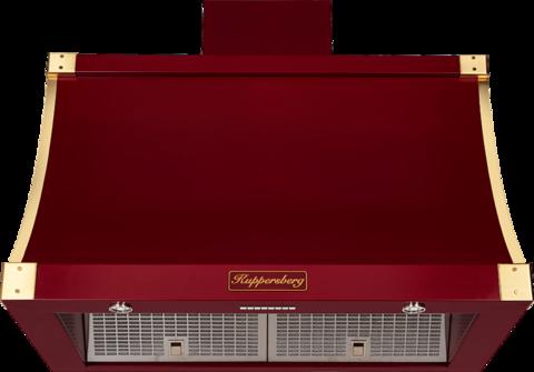 Кухонная вытяжка 90 см Kuppersberg T 939 BOR Bronze