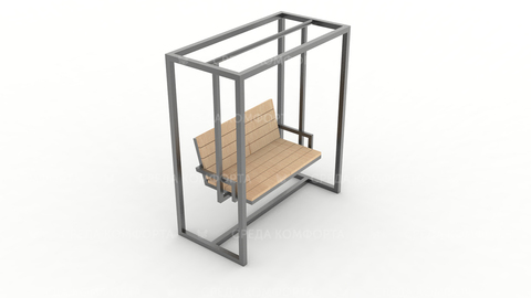 Скамейка качель SCAM0188