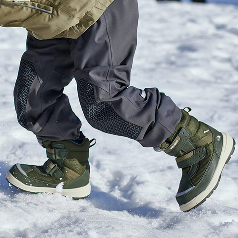 Детские ботинки Viking Play II R GTX Huntinggreen