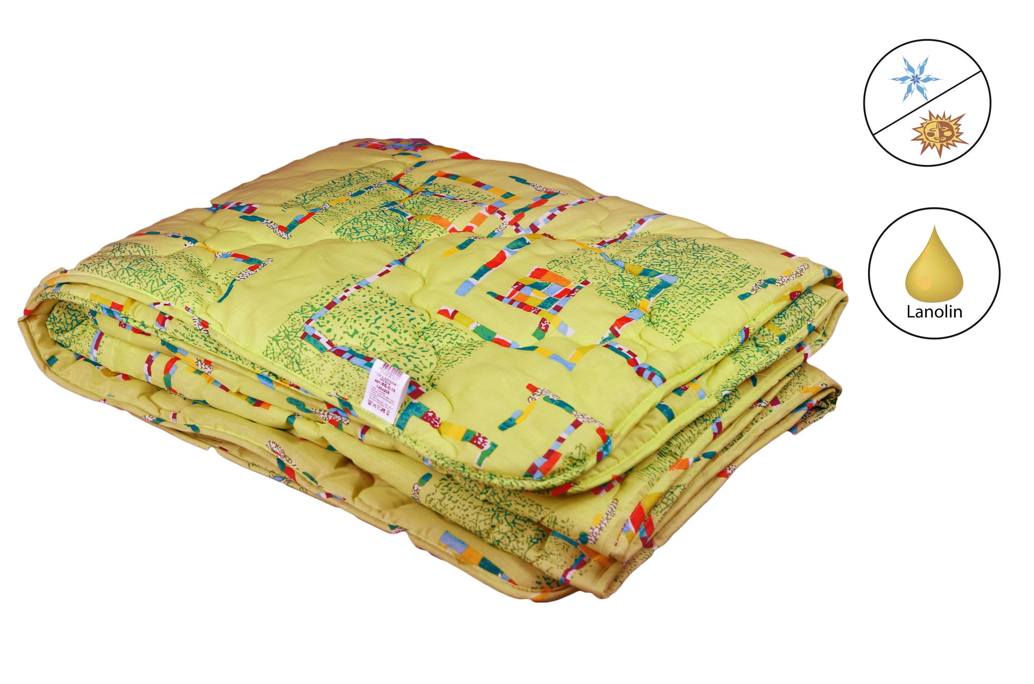 Одеяла и Подушки Одеяло Коллекции СТАНДАРТ в хлопке наполнитель овечья шерсть Легкое. Стандарт_Шерсть_одеяло_всесезонное.jpg