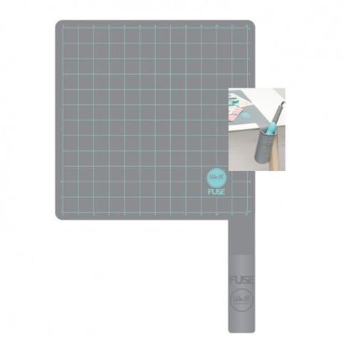 Силиконовый коврик 32х32см.  с карманом для безопасной работы с  FUSE