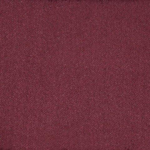 Однотонная портьерная ткань сатин Денвер бордовый