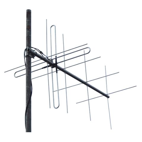 Базовая направленная кроссполяризационная УКВ антенна Radial YX5-2m