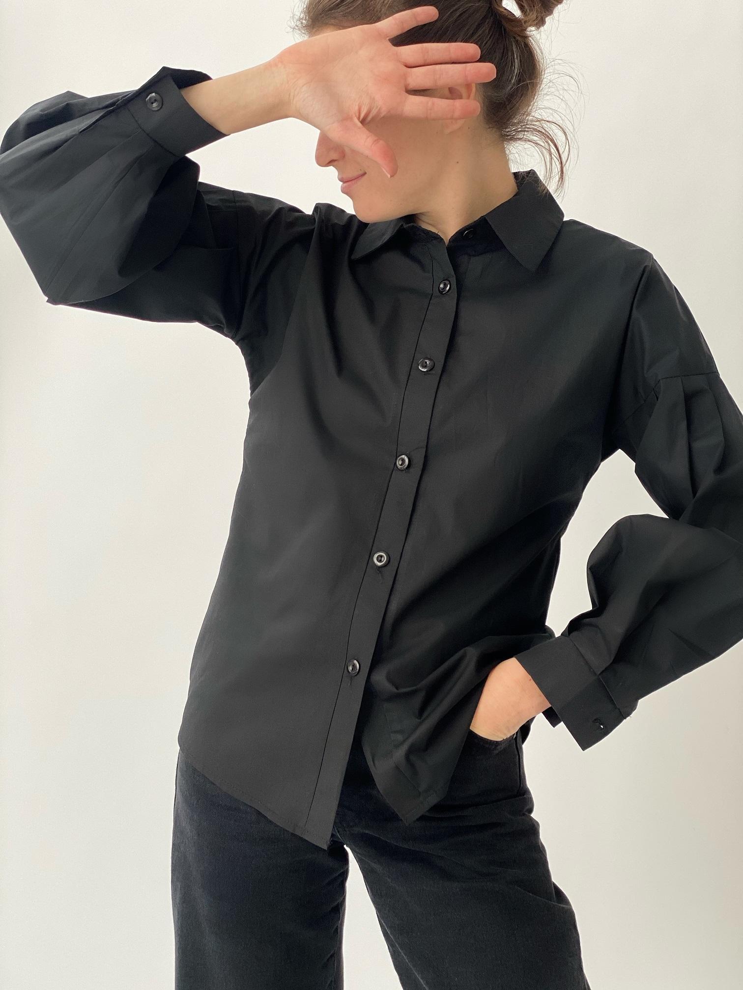 Рубашка, Ballerina, Forbes I (черный)