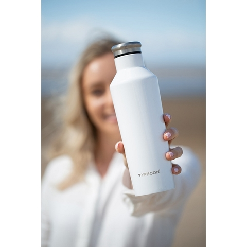Бутылка Pure белая 800 мл