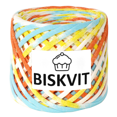 Пряжа Biskvit Малибу микс (лимитированная коллекция)