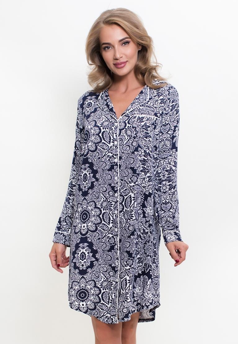 Vienetta 803275 0226 платье рубашка