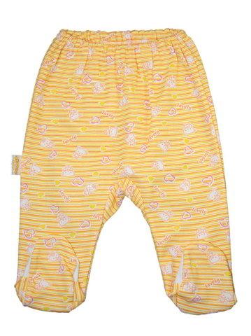 Ползунки с304ф желтые