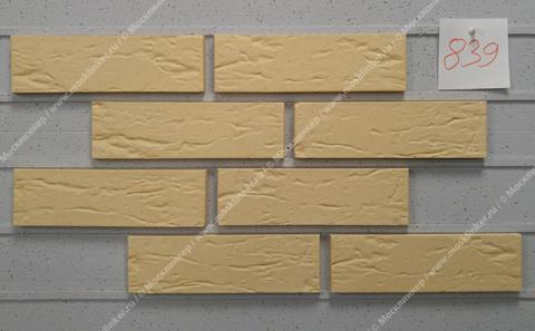 Roben - Rimini, gelb bunt, NF9, 240x9x71, мерейная (genarbt) - Клинкерная плитка для фасада и внутренней отделки