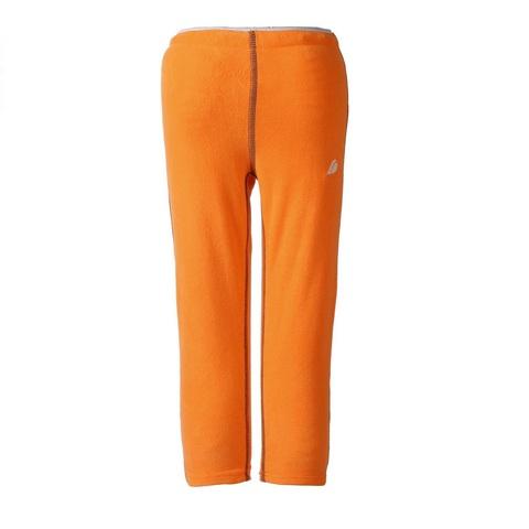 Брюки 502010-156 Didriksons Monte kids флис (морковный)