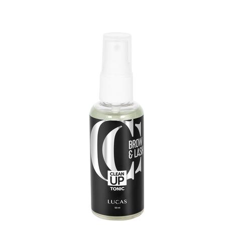 Обезжириватель для бровей и ресниц Clean Up Tonic CC Brow 50мл