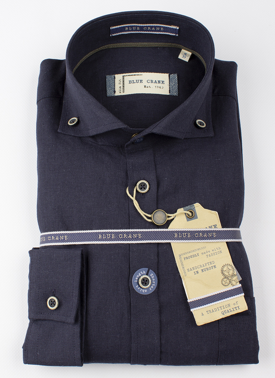 Рубашка Blue Crane slim fit 3100337-190-590-000