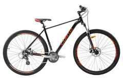 велосипед Corto FC229 2020 черный