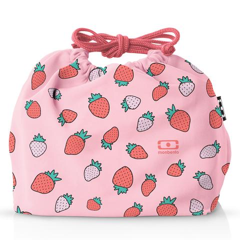 Мешочек для ланча MB Pochette strawberry