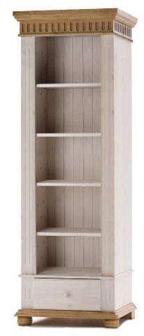 Шкаф для книг Хельсинки Бейби 01