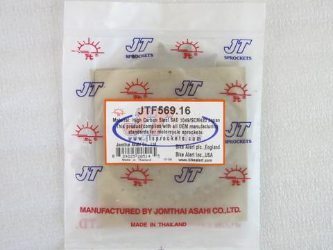 Звезда передняя JT F 569.16 Yamaha XV 250 Virago