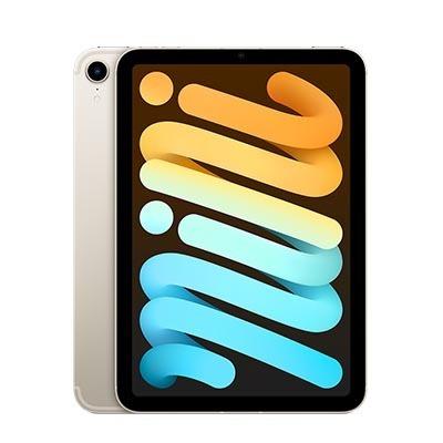 iPad mini 2021, Wi‑Fi + Cellular, 256 ГБ, «Сияющая звезда»