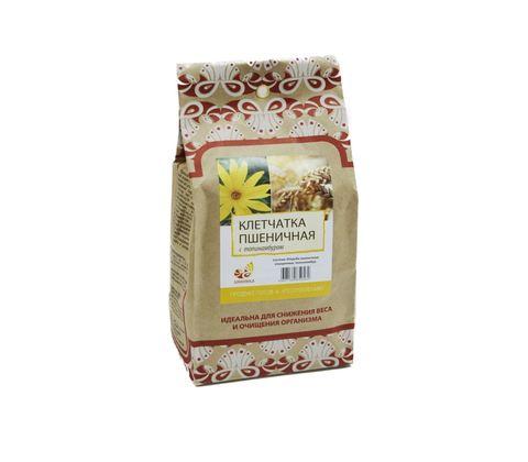 Клетчатка пшеничная, Дивинка, Топинамбур, пакет, 300 г