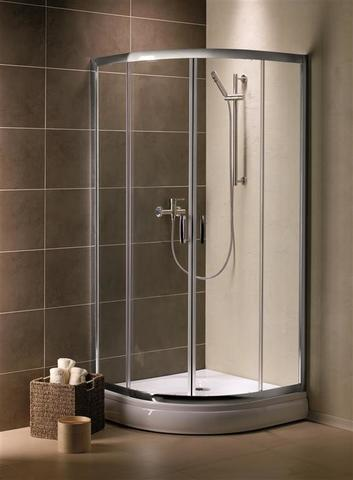 Душевой угол RADAWAY Dolphi Premium Plus A 30413-01-01N