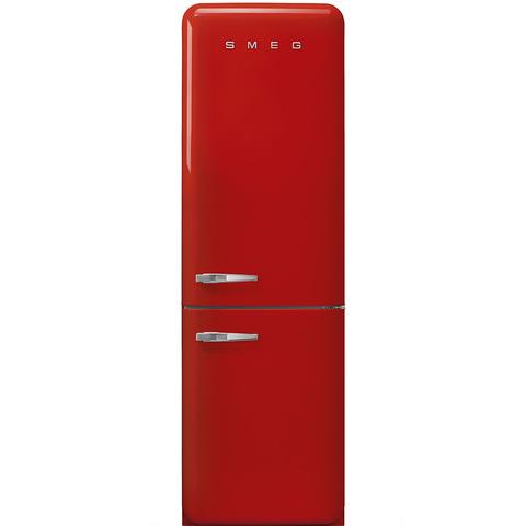 Холодильник с верхней морозильной камерой Smeg FAB32RRD5