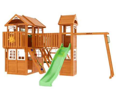 Детская площадка Клубный домик Макси Luxe