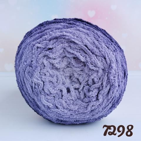 ALIZE SOFTY PLUS OMBRE BATIK 7298, Фиолетовый