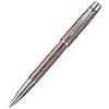 Parker IM Premium - Vacumatic Brown, ручка-роллер, F, BL