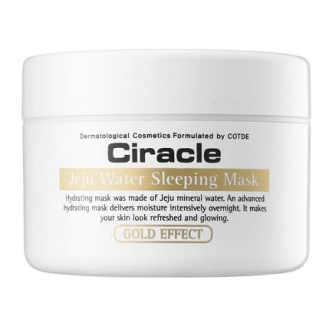CIRACLE Moisture Маска для лица ночная минеральная Ciracle Jeju Water Sleeping Mask 80 мл
