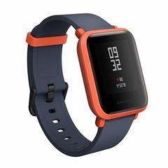 Часы Amazfit Bip (international) Cinnabar Red (Оранжевый)